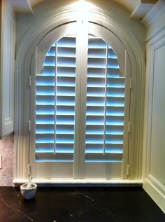 Custom Shutters made locally available from the best designers Interior Wood Shutters, Custom Shutters, Blinds, Cool Designs, Curtains, Home Decor, Custom Blinds, Decoration Home, Room Decor