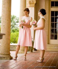 Bridal Fabric: Buy Bridal Lace Fabric Online — Women's Dress Fabric Pink Lace, Blush Pink, Lace Bridesmaid Dresses, Wedding Dresses, Bridal Lace Fabric, Spring Wedding, Wedding Events, Weddings, Wedding Inspiration