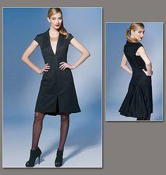 V1265 Misses' Dress | Average | by Pamella Roland