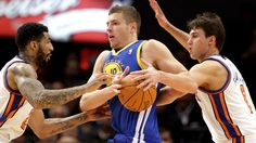 Which plyrs did #Celtics trade for #warriors #davidlee? Battle 1,000's of NBA fans