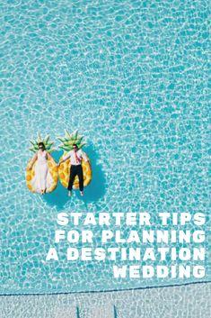 Starter tips for planning a destination wedding #planadestinationwedding #destinationweddingplanning #tipsfordestinationwedding