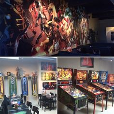 Went to Comic Sans today THE superhero themed bar in Gent Belgium. It's awesome!!! We'll definitely come back when we're at FACTS Convention or Comic Con Gent. Who'll join us?  #comicsans #arcade #superhero #comics marvel #dc #cosplay #gent #factsconvention #comiccongent #ghostbusters #harrypotter