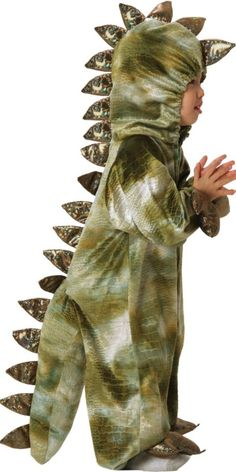 Toddlers T-Rex Dinosaur Costume - Party City