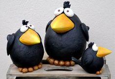 New No Cost Clay pottery birds Strategies Vogel Pottery Animals, Ceramic Animals, Ceramic Birds, Ceramic Clay, Sculptures Céramiques, Bird Sculpture, Paper Mache Crafts, Clay Crafts, Clay Birds