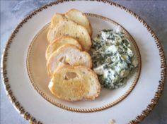 Garlic Baguette Chips Recipe - ie for that baguette that we haven't eatten :)