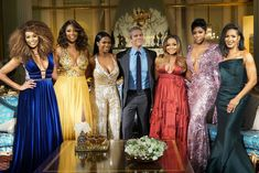 First Look: The Real Housewives Of Atlanta Reunion