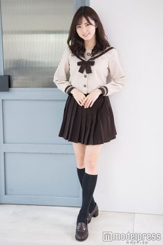 Back-to-school shopping made easy! Try these affordable outfit ideas Back-to-school shopping made easy! Try these affordable outfit ideas School Girl Japan, Japan School Uniform, Japanese School Uniform Girl, Cute School Uniforms, School Uniform Fashion, School Girl Outfit, School Uniform Girls, Girls Uniforms, School Outfits