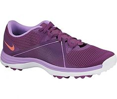 Nike Women's Lunar Summer Lite II Golf Shoe 9 D ** Click image for more details. (This is an affiliate link and I receive a commission for the sales) Best Golf Shoes, Spikeless Golf Shoes, Womens Golf Shoes, Sports Shoes, Nike Lunar, Golf Stores, Popular Shoes, Colorful Shoes, Nike Golf