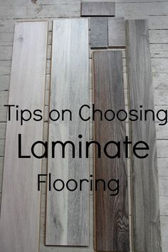 Awesome tips on laminate flooring from keepitbeautifuldesigns.com
