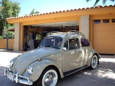 Featured '67 Beetle — Chuck Conselyea | 1967 VW Beetle.