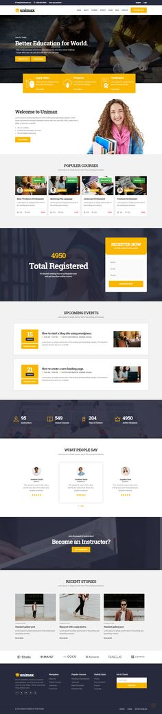 Sometimes, to do things right for your nonprofit, you just need something to get started. 41 Non Profit Html Website Templates Ideas Html Website Templates Templates Website Template