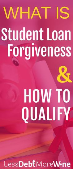 student loan debt and forgiveness Struggling with student debt there are some federal and state programs that offer to forgive student loan balances this guide walks you through those programs and.