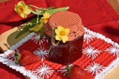aardbeienjam zonder suiker
