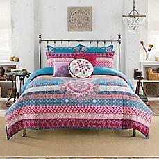 image of Anthology™ Amsterdam Reversible Comforter Set
