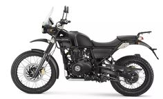 Royal Enfield Himalayan Photos
