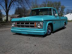 Dodge: Other Base 1969 dodge truck base 5.9 l