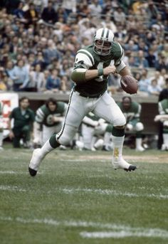 Running back John Riggins of the New York Jets New York Football cf7be62ff