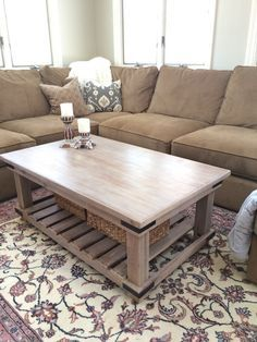 Coffee Table Makeover With Annie Sloan Chalk Paint | Mr. Wilson U0026 Me