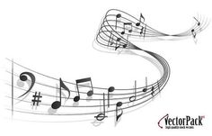 vector art music - Google Search