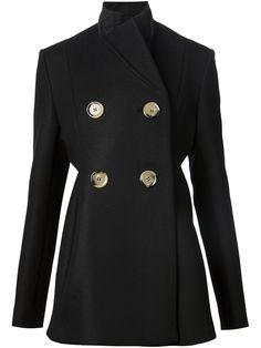 Victoria Beckham Двубортное Пальто - Forty Five Ten - Farfetch.com