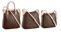 louis vuitton odeon crossbody - definitely like the MM - middle one.