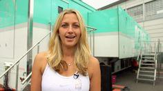 Petra Kvitova | Behind the Scenes WTA Media Broadcast