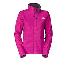 Definitely a hot buy for keep your warm and stylish. Love the windproof protection. | The North Face® Women's Apex Bionic Jacket #scheels