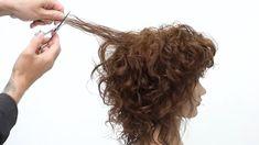 Long Layered Shag Haircuts for Men In 2020 Curly Shag Haircut Tutorial Curly Shag Haircut, Medium Shag Haircuts, Shag Hairstyles, Curly Hair Tips, Curly Hair Care, Curly Hair Styles, Medium Hair Cuts, Short Hair Cuts, Hair Cutting Techniques