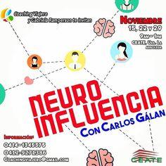 @coachingviajero y @publiciudadmcy te invitan a disfrutar de la neuroinfluencia del Neurocoach @motigalan.  NeuroInfluencia la comunicación perfecta!  12 hrs de aprendizaje para la vida feliz exitosa y productiva!  #ceate #neurociencia #revistadigital #publiciudadmcy #publicidad #comunicacion #negocios #emprendedores #coaching #influencia #vida #exito #maracay #aragua