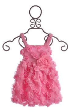 Cach Cach Little Girls Bubble Dress Beautiful Buds