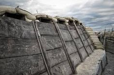 Image result for ww1 trenches