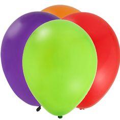Teenage Mutant Ninja Turtles Coordinating Latex Balloon Set (32)