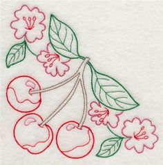 Machine Embroidery Designs at Embroidery Library! - Summer Vintage