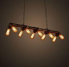 Bildergebnis für temperguss lampe