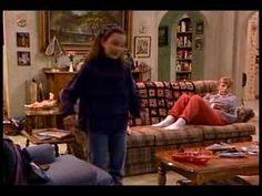 Roseanne - Darlene and Becky scene