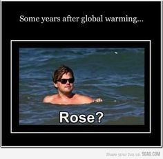 Why did this make me laugh so hard.. #humor #funny #meme #Titanic