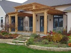 Pergola Designs Covered Roof | Upscale Outdoor Living with Pergolas & Trellises | Call Archadeck