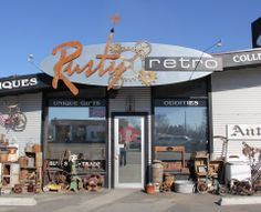 Rusty Retro Antiques, 604 Caldwell Blvd. Nampa, Idaho    https://www.facebook.com/RustyRetroAntiques