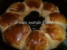 - Pão de leite