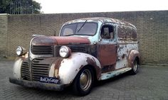 1947 Dodge Panel Truck