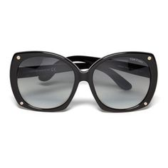 Tom Ford Women's Gabriella Sunglasses ($295) ❤ liked on Polyvore featuring accessories, eyewear, sunglasses, velvet sunglasses, tom ford sunnies, geometric sunglasses, wide sunglasses and logo sunglasses