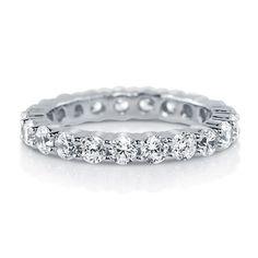 31 beautiful fake diamond wedding rings that look real wedding rings cubic zirconia - Cubic Zirconia Wedding Rings That Look Real
