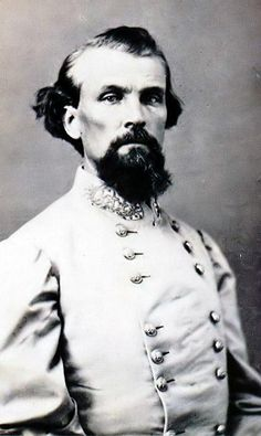 a biography of nathan bedford forrest an american war veteran and a ku klux klan member Nathan bedford forrest (1821-1877) was a confederate general during the civil war (1861-65) despite having no formal military training, forrest rose from the rank of private to lieutenant general, serving as a cavalry officer at numerous engagements including the battles of shiloh, chickamauga, brice's crossroads and second franklin.