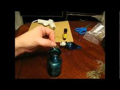 Crafting A Witch's Spell Bottle for Spirituality and Intuition