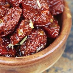 Az ősz beköszöntével akár sütőben is készíthetsz szárított fűszeres paradicsomot.