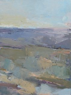 "Saatchi Online Artist: Kathryn Stedham; Oil, 2011, Painting ""Small Pool"""