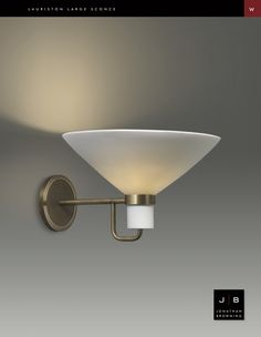 Lauriston Large Sconce