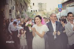 Jaffa wedding
