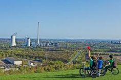 Natur i Ruhr Wind Turbine, Nature