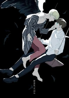 Taekook << I don't really ship it, but this fanart is REALLY good